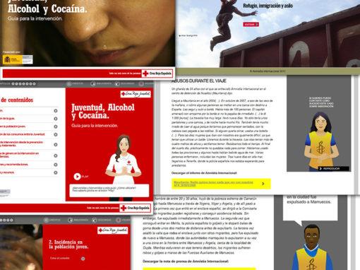 PÁGINAS WEB/ Didácticas